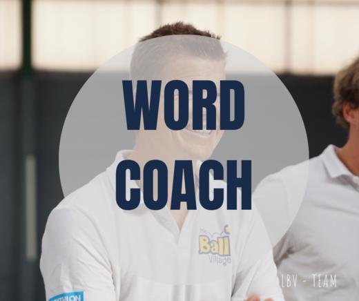 Word coach en ontdek het leukste bijberoep ter wereld!