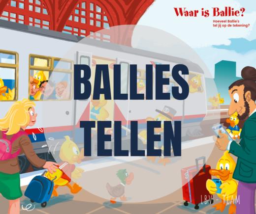 Hoeveel Ballie's tel je?