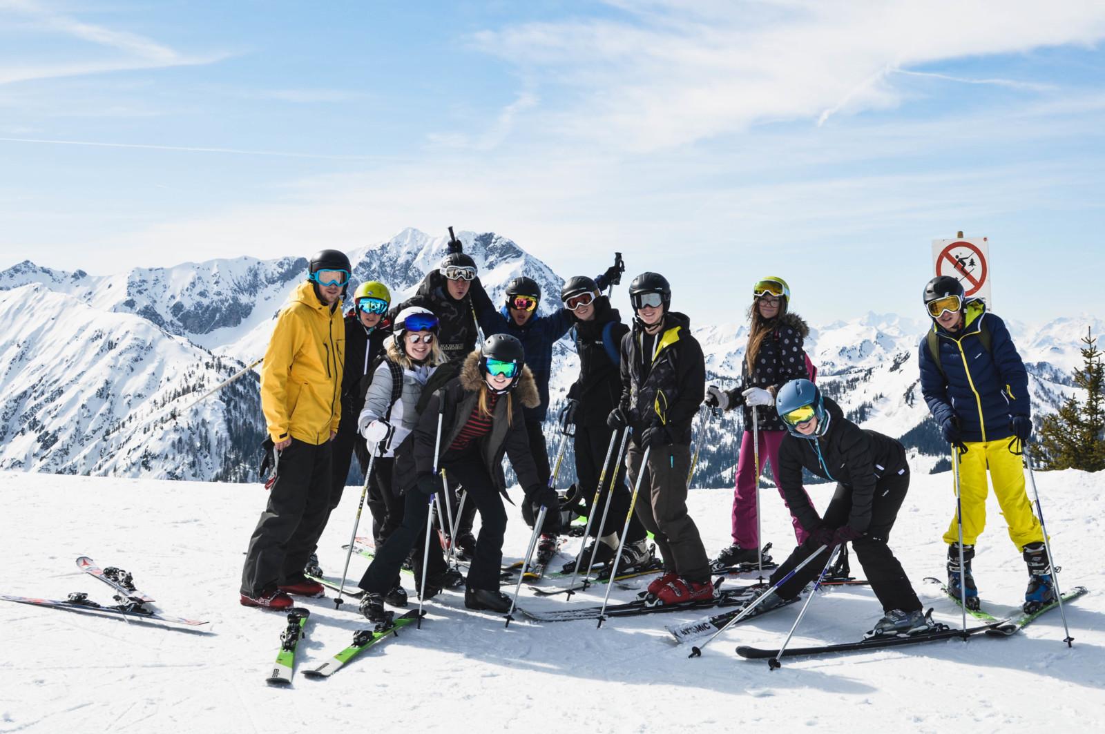[2022] Snowboarden in skiparadijs Obertauern - Krokus - Obertauern
