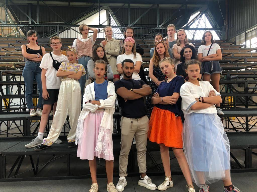[2022] Jonge ondernemers: mode - Pasen - Gent (Hostel De Draecke)