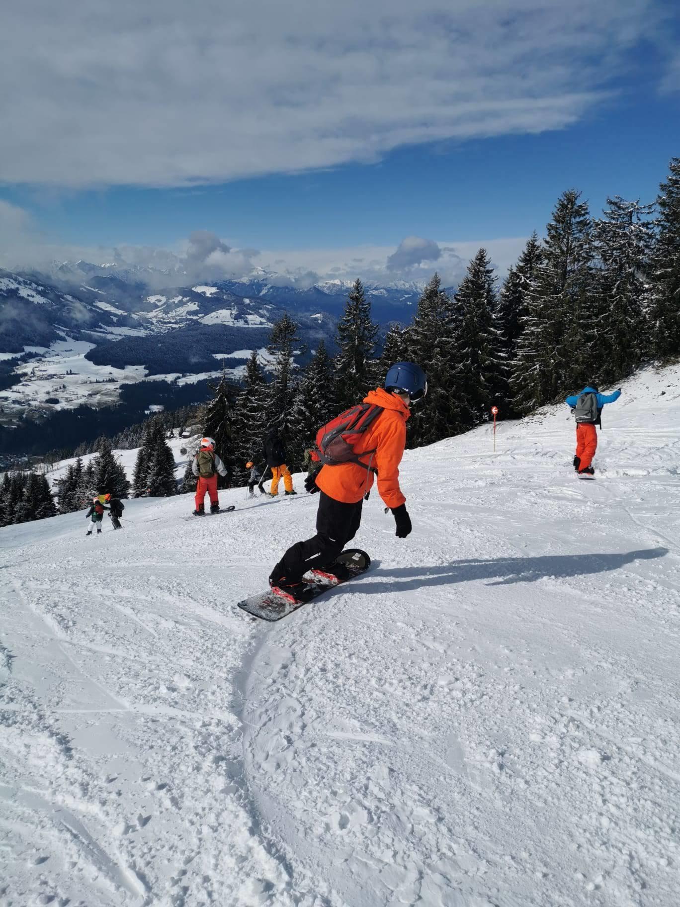 [2022] Vier skigebieden in één skipas! (snowboarden) - Krokus - Mariapfarr