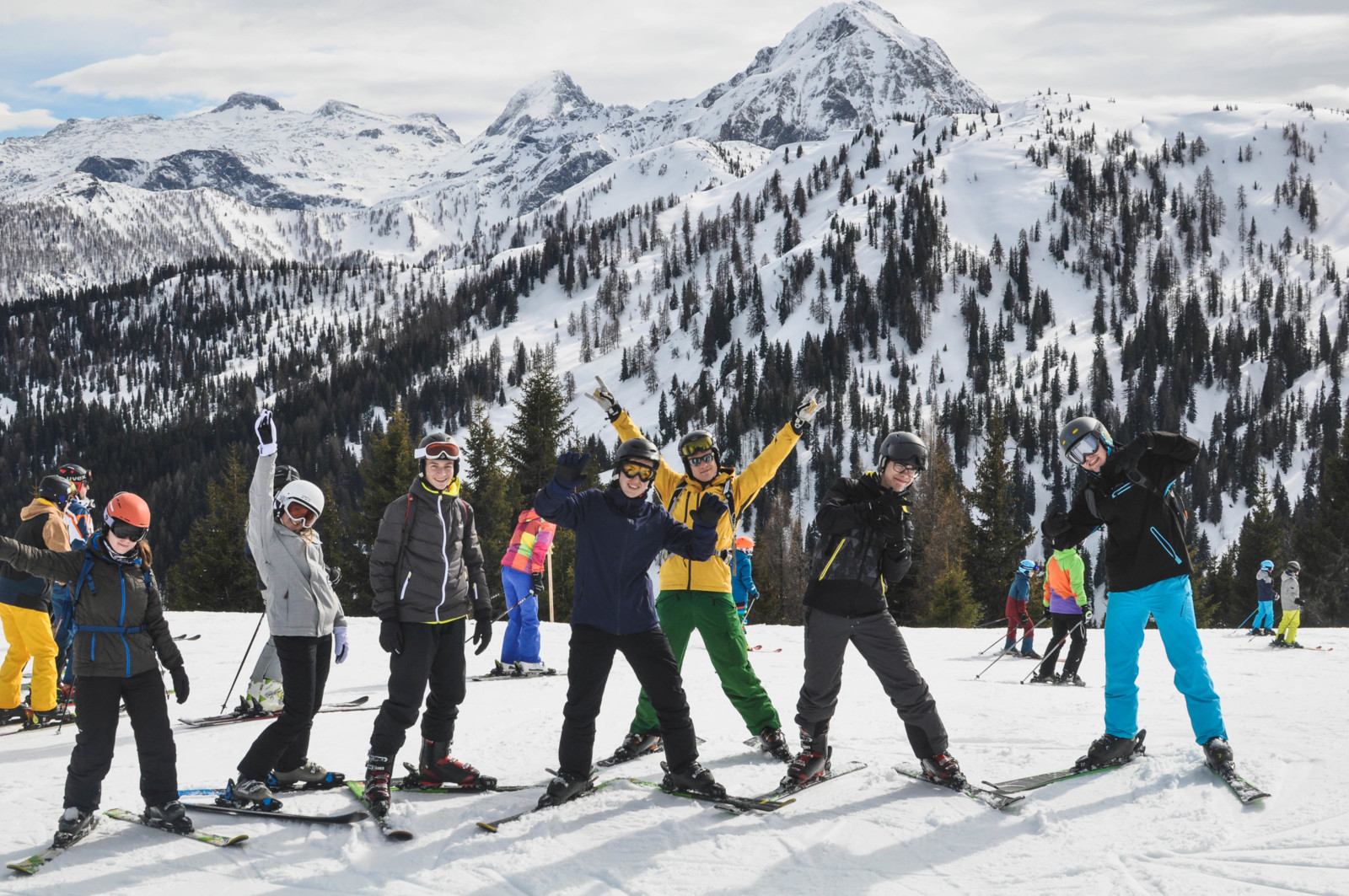 [2022] Ski Amadé - skigebied vlakbij (snowboarden) - Krokus - Kleinarl