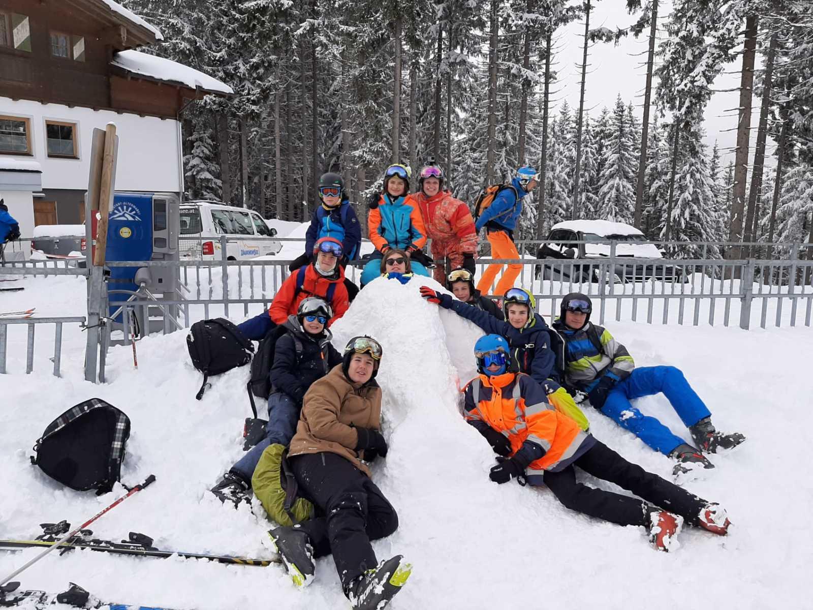 [2022] Sneeuwsport in de paaszon (skiën) - Pasen - Mauterndorf