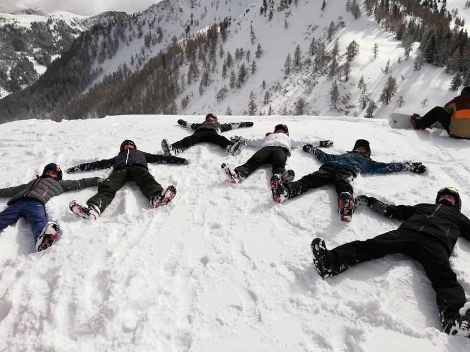 [2022] Snowboardvariatie in ski Amadé - Krokus - Radstadt (Bachlehen)