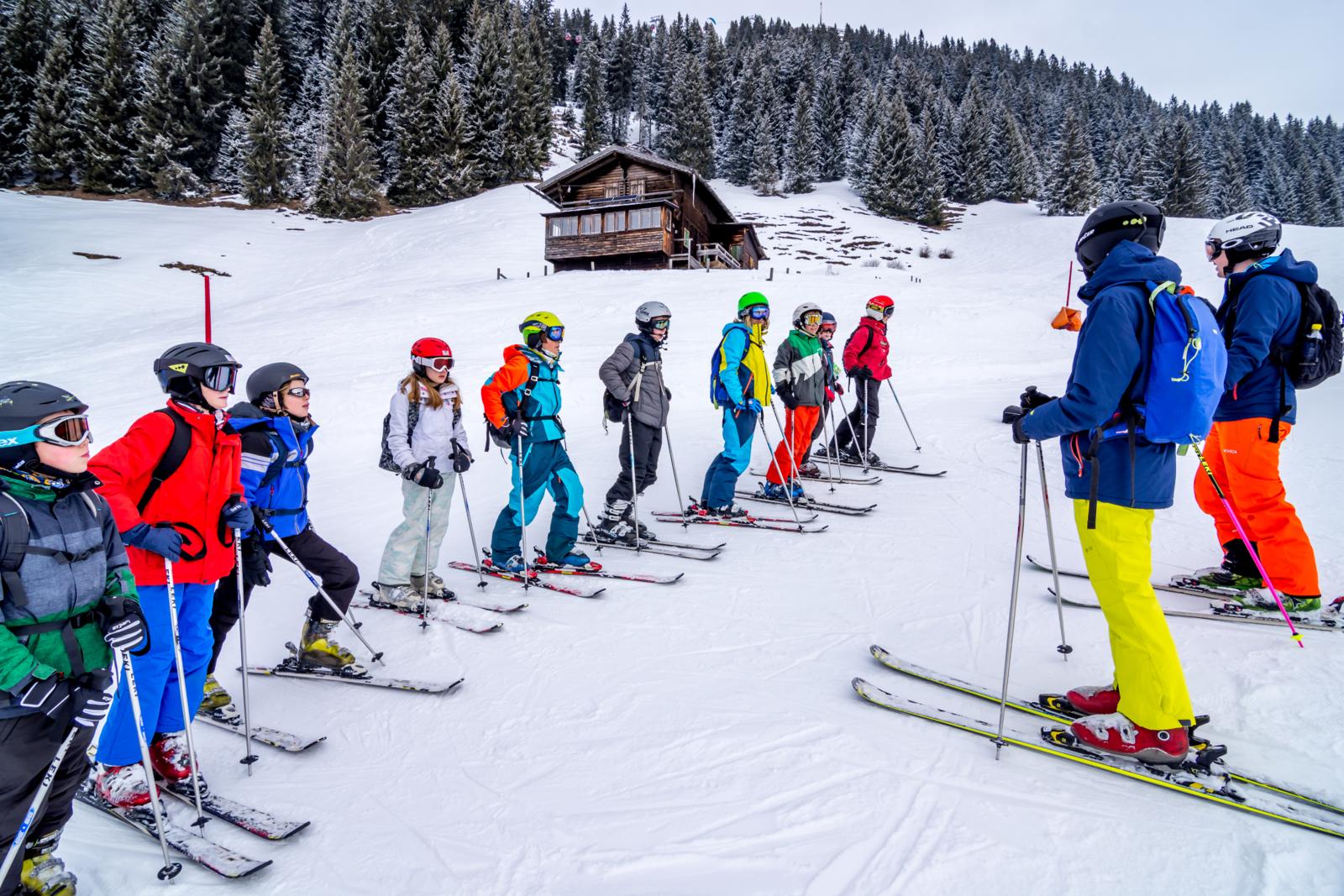 [2022] Skiën tot in de achtertuin GROEP 2 - Krokus - Tulfes