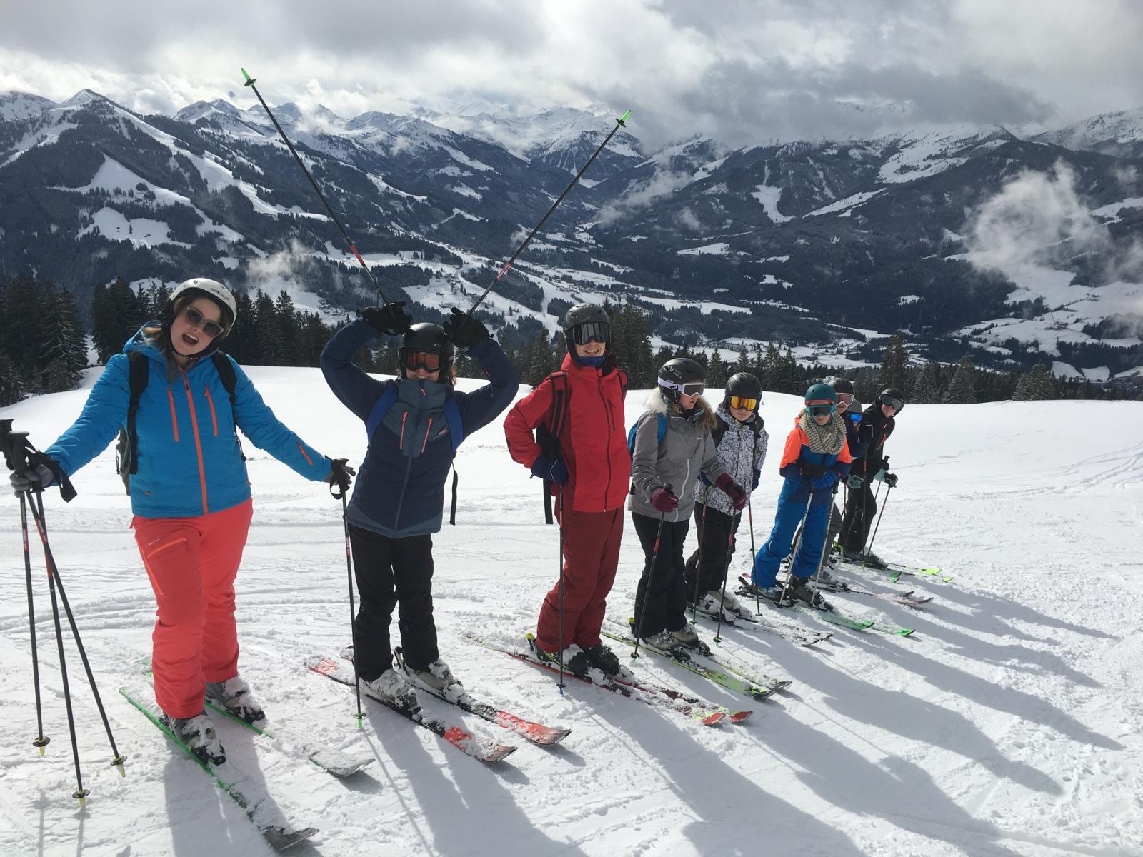 [2022] Skiën in wervelend Werfenweng - Krokus - Werfenweng