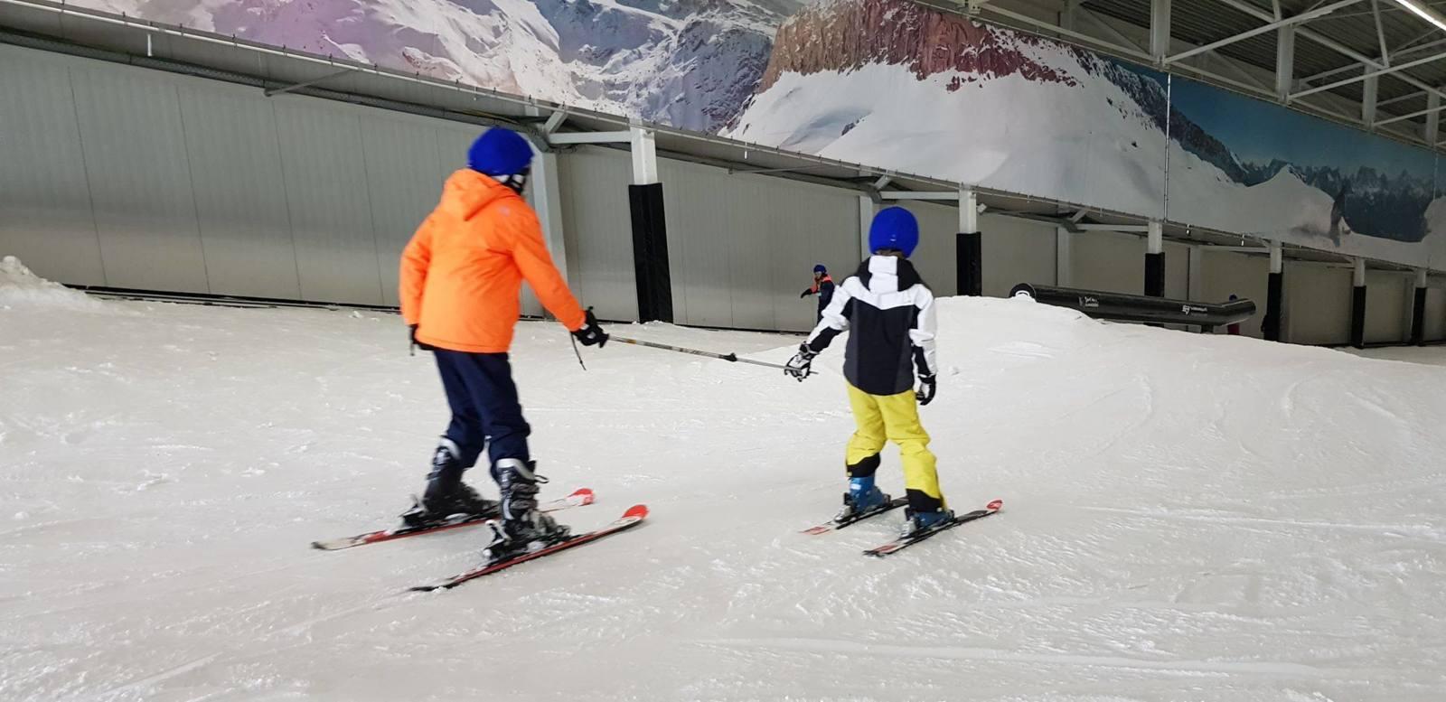 [2022] Indoor snowboard in Aspen - Pasen - Wilrijk
