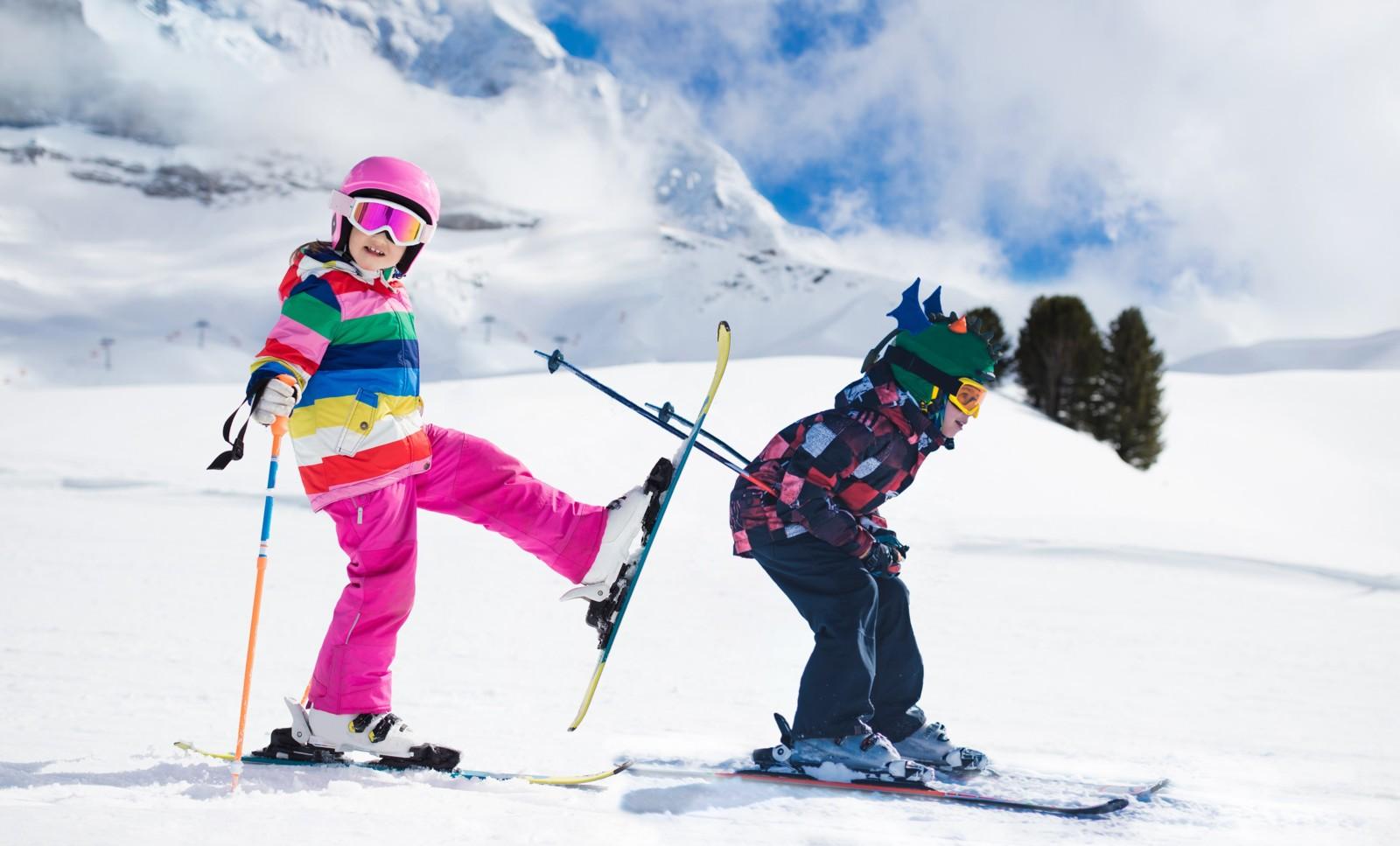 Ski en snowboard