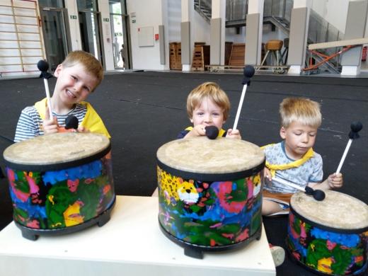 Muzaïekdag 04/02/2022 op SJC Visitatie - Sint-Amandsberg