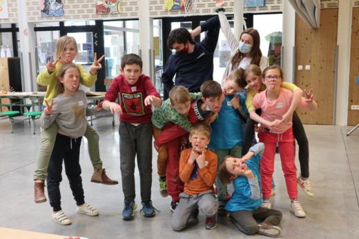 Speeldag Lebbeke - Kerst 05/01/2022 - Winterwonderland